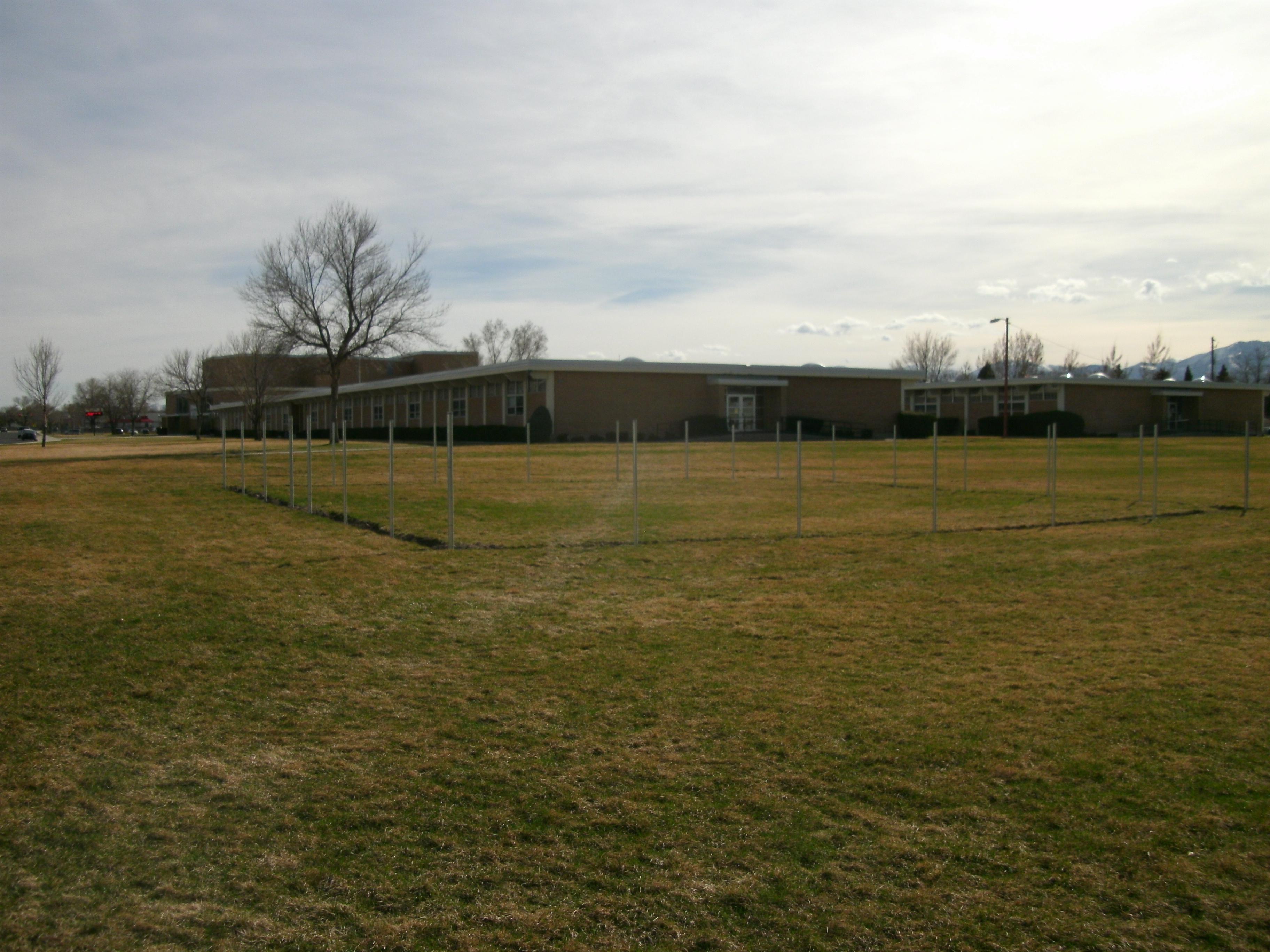 Westlake Junior High garden | urbancompostsystems